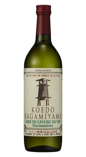 ワイン酵母仕込純米